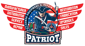 Patriot Sewer Equipment & Repair Logo