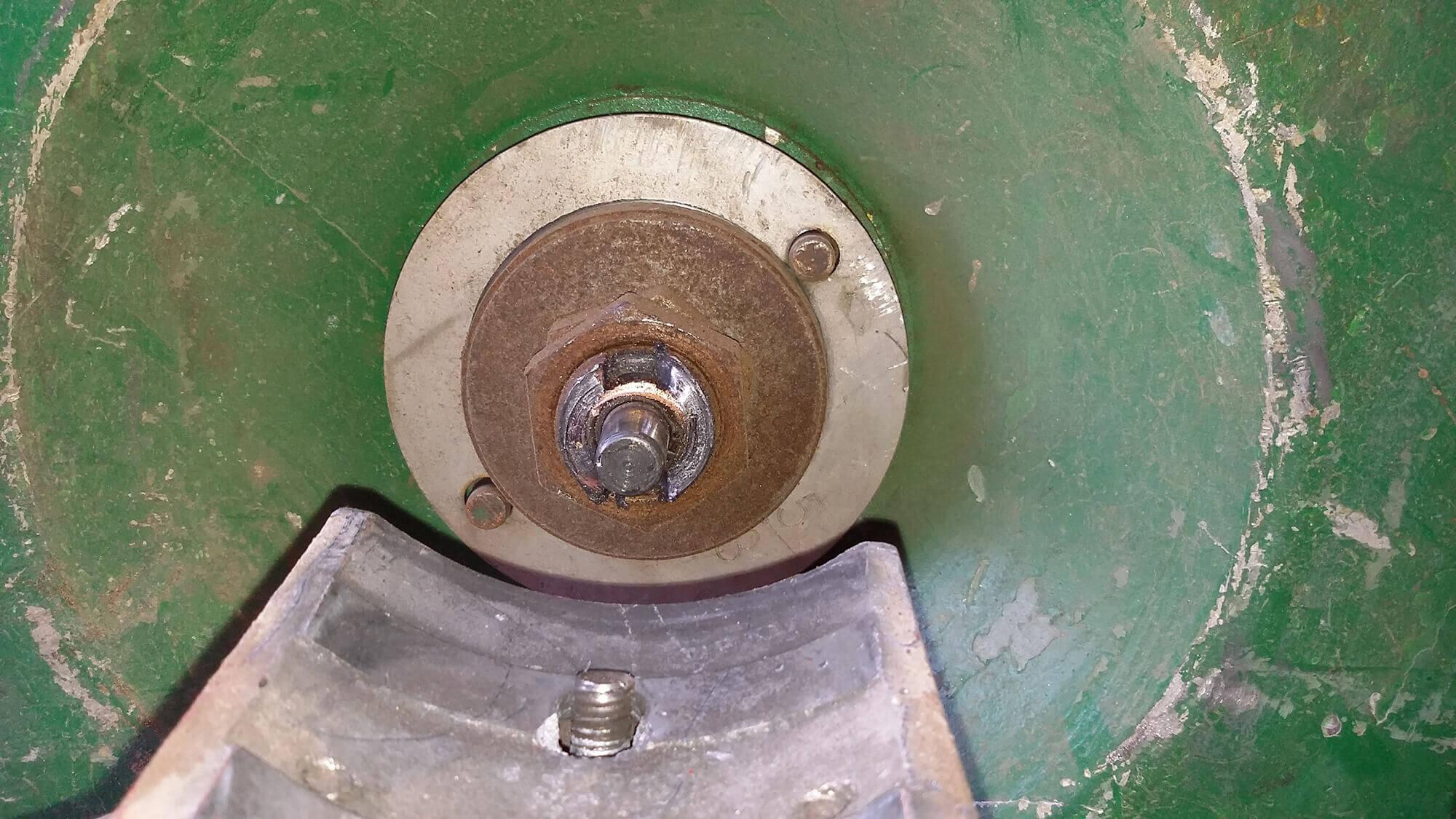 Drain Machine Clutch Hub - Drain Machine Service & Repair