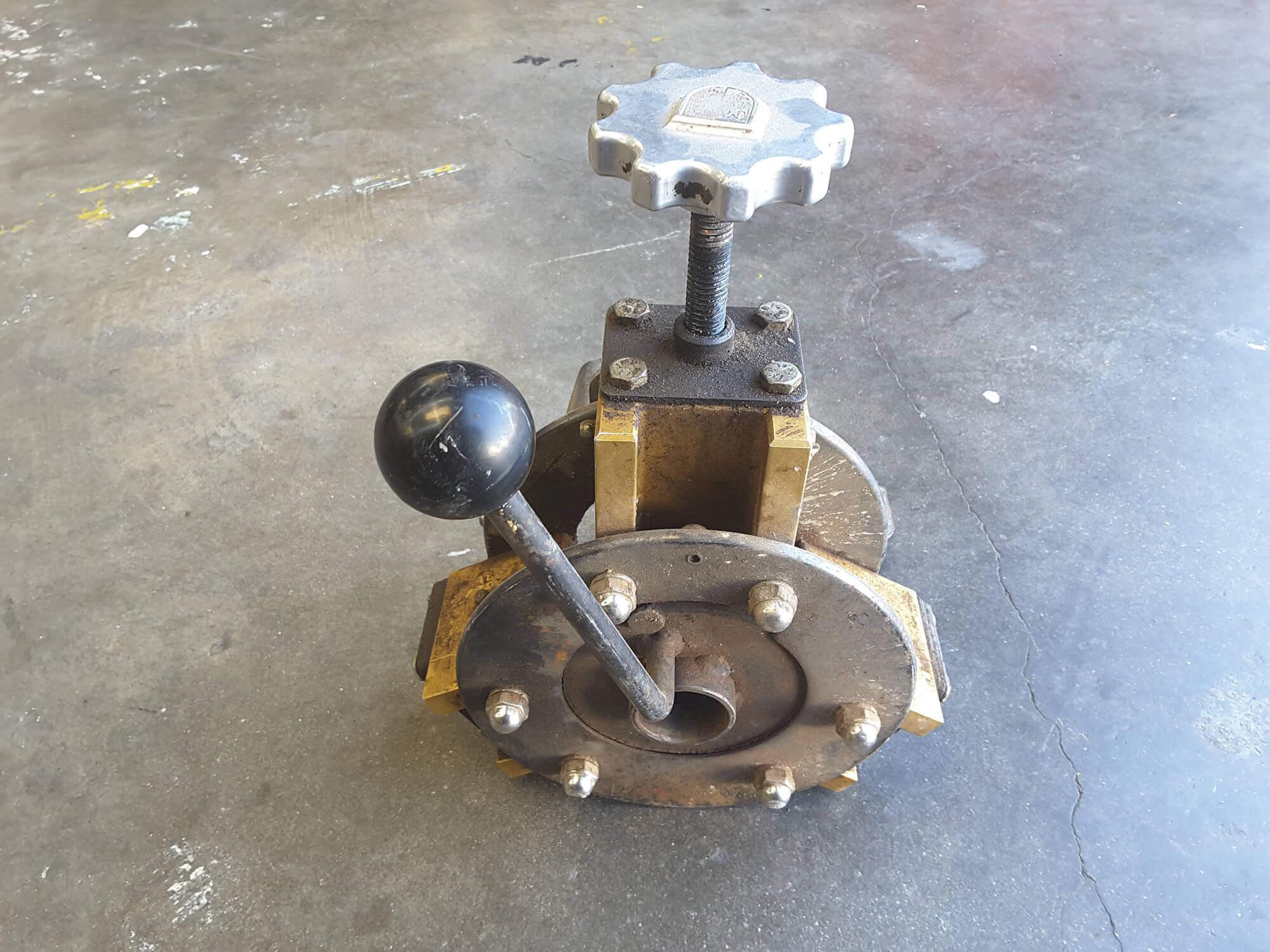 Drain Machine Power Feeder - Drain Machine Service & Repair