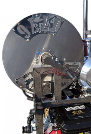 Patriot 1776 Dolly Hydro Jetter HD Reel Close Up 300x443 - Patriot 1776 - Heavy Duty Edition
