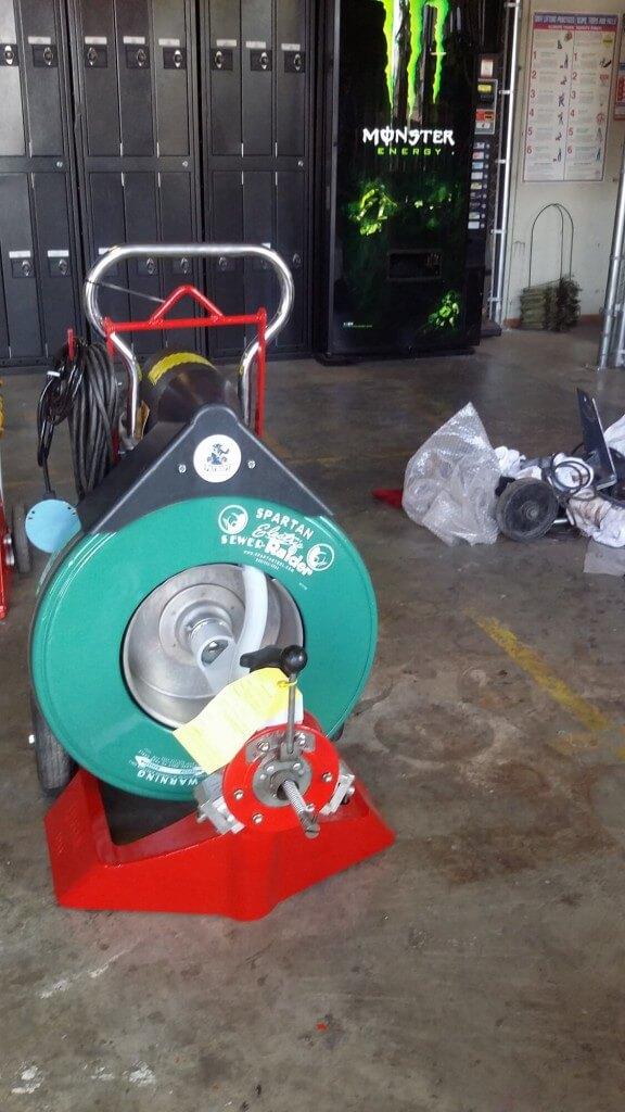 Spartan 1065 After 1 576x1024 - Drain Machine Restoration
