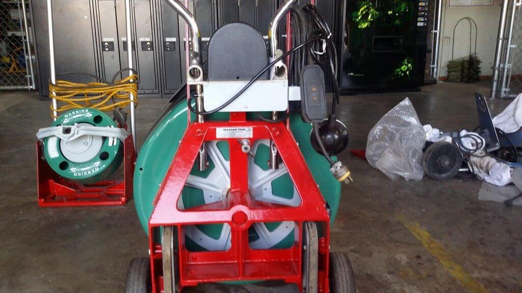 Spartan 1065 After 2 1024x576 - Drain Machine Restoration