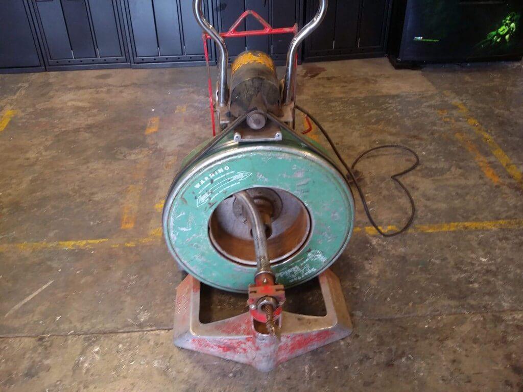 Spartan 1065 Before 1 1024x768 - Drain Machine Restoration