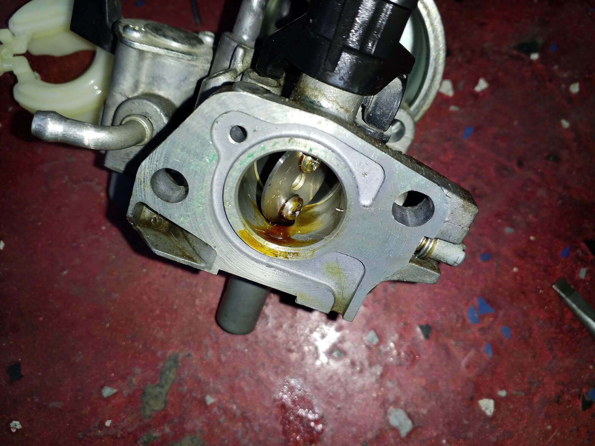 pressure washer carburetor rebuild and replace - Pressure Washer Service & Repair